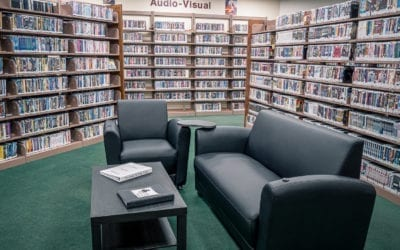A World of Entertainment at Your Library